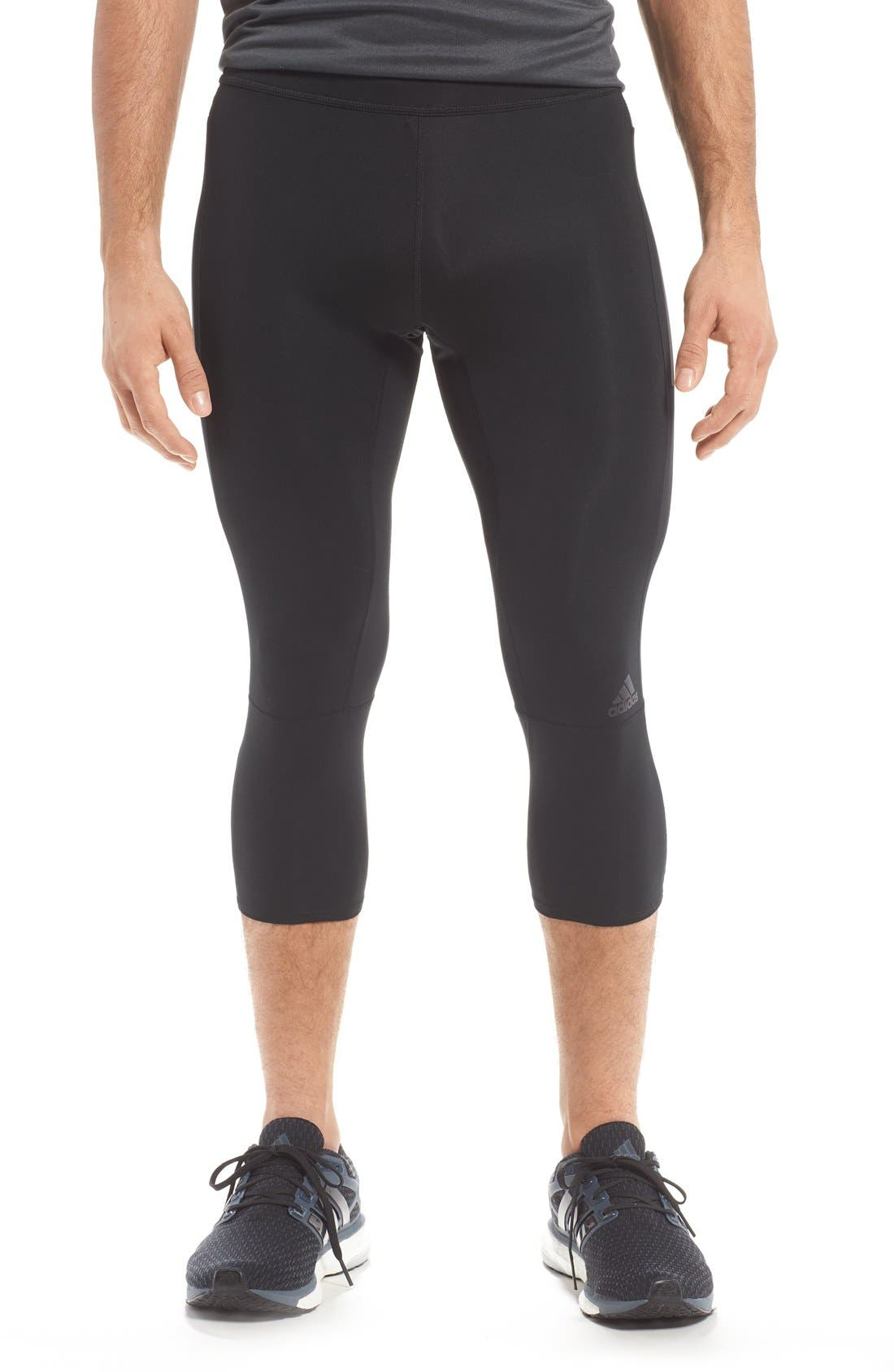 ADIDAS Supernova Three-Quarter Performance Tights