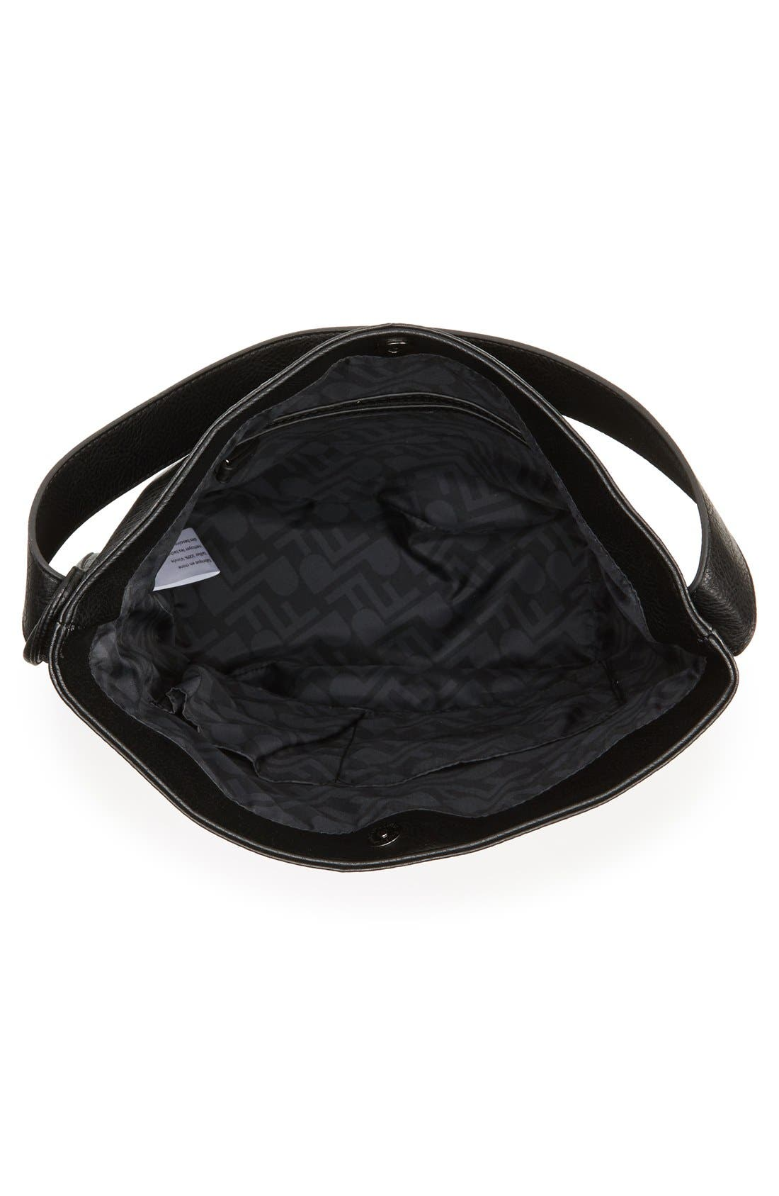 Alternate Image 3  - POVERTY FLATS by rian Faux Leather Hobo