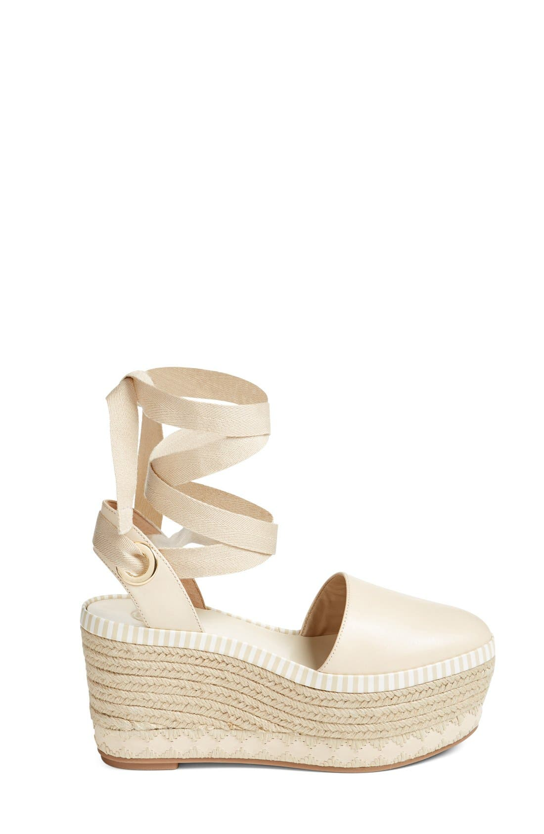 Alternate Image 4  - Tory Burch Dandy Platform Espadrille (Women)