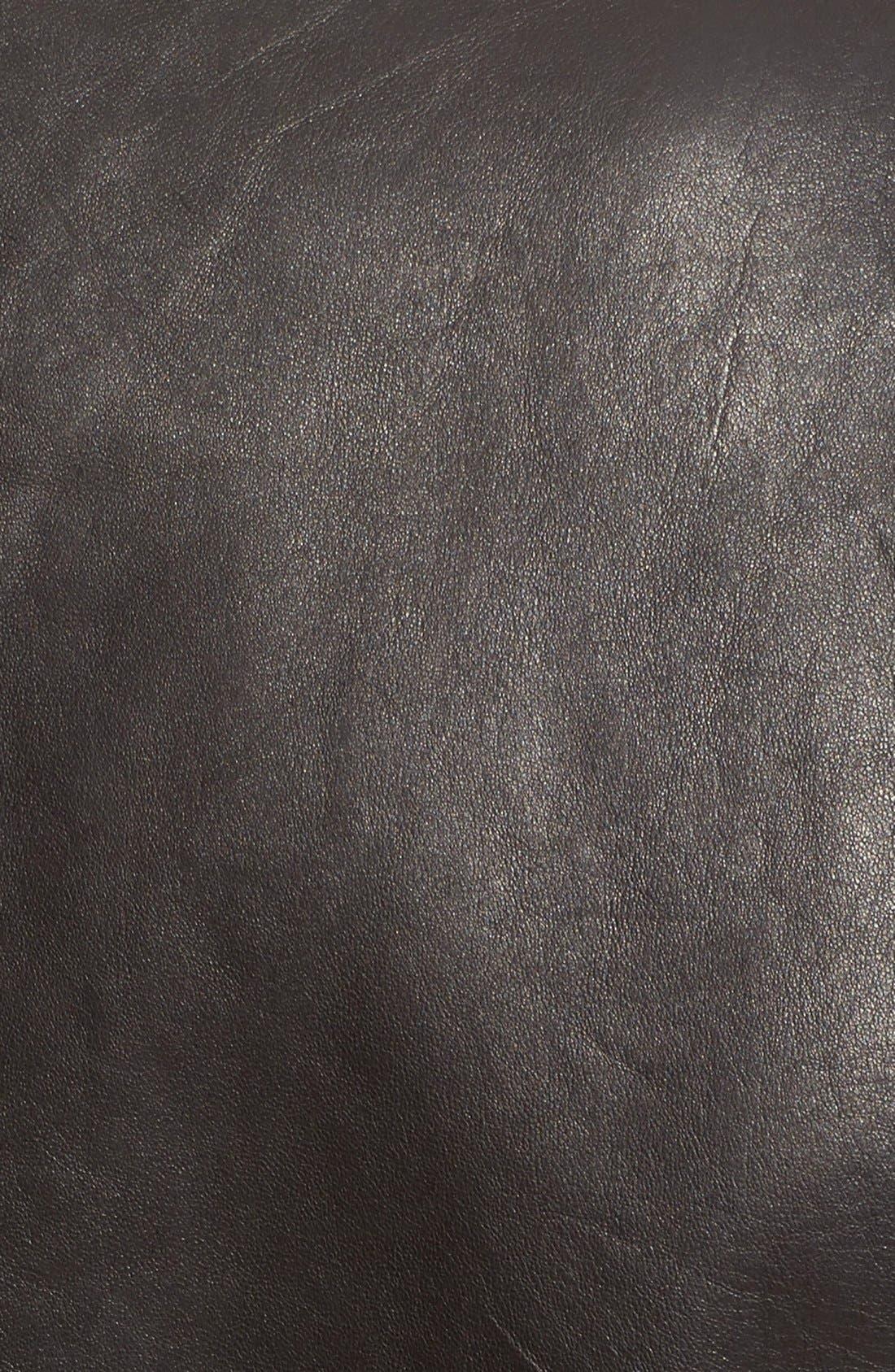 Alternate Image 5  - Belstaff V Racer Leather Jacket