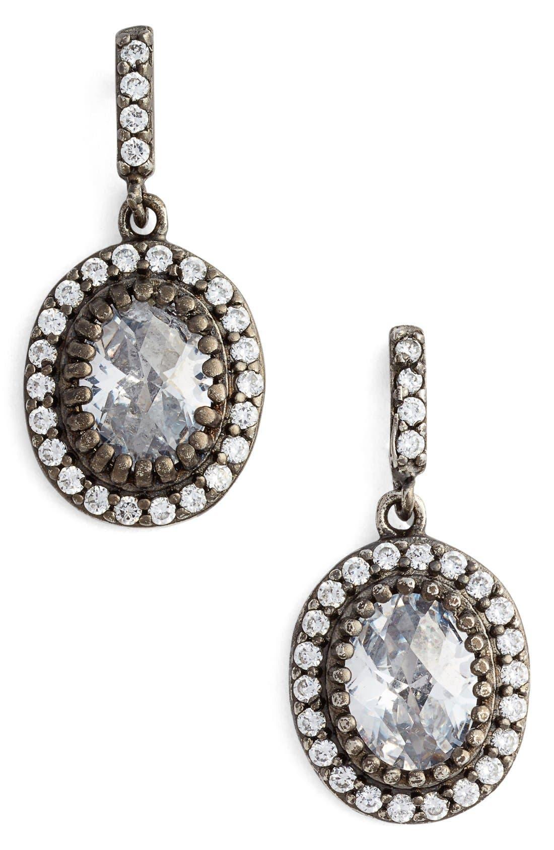 Alternate Image 1 Selected - FREIDA ROTHMAN Opera Drop Earrings