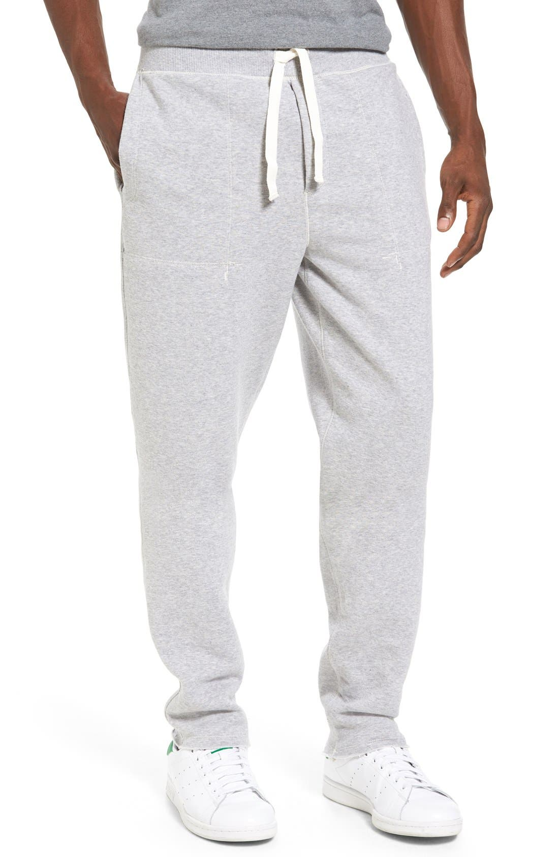 ORIGINAL PAPERBACKS Week Off Slim Fit Sweatpants