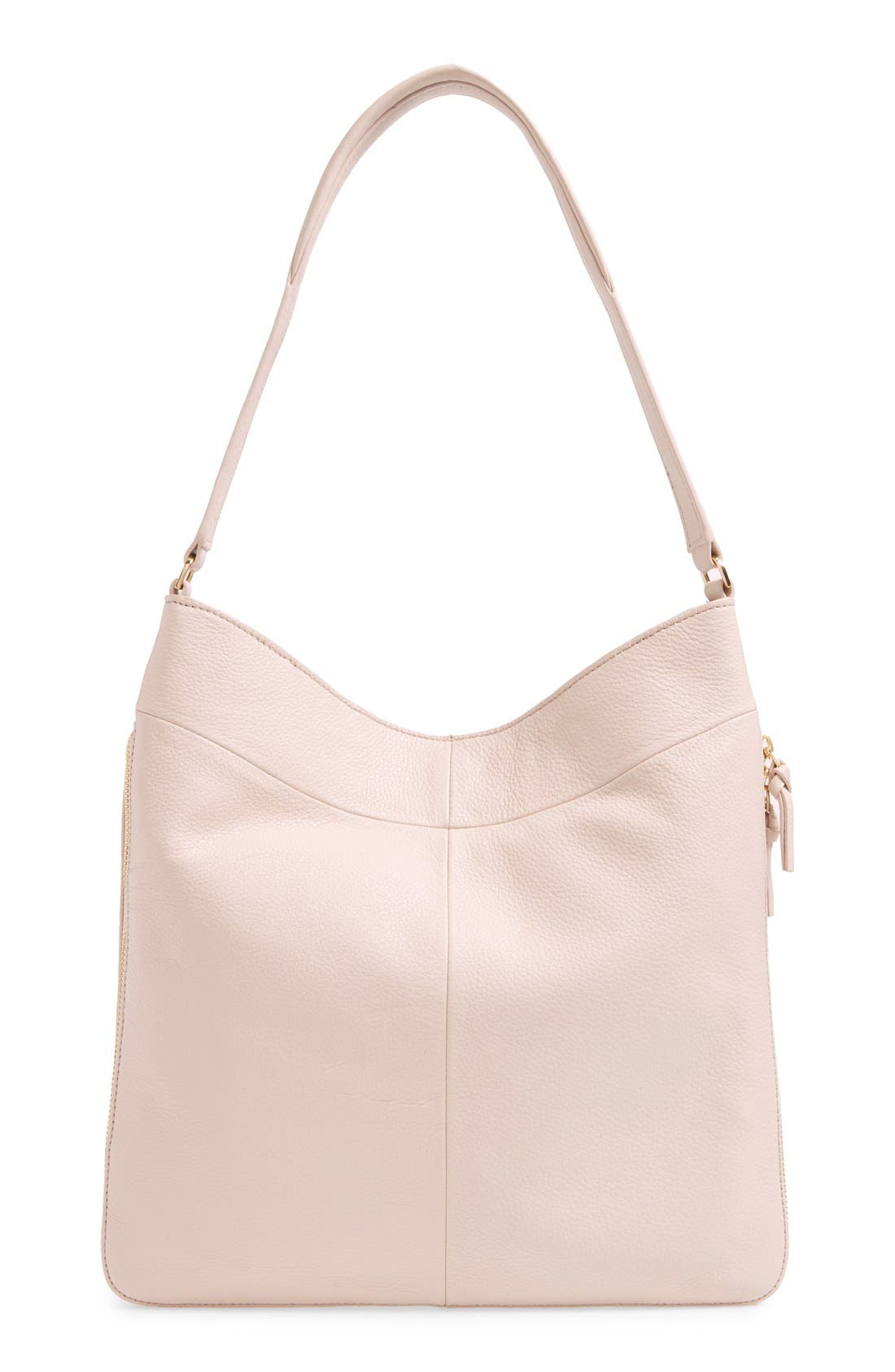 Alternate Image 3  - Tory Burch Ivy Leather Hobo