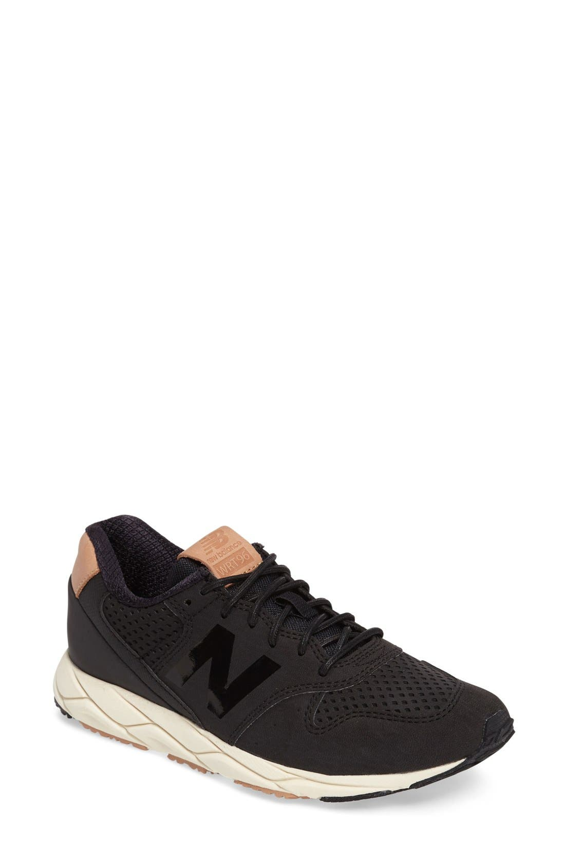 Alternate Image 1 Selected - New Balance 96 Mash-Up Sneaker (Women)