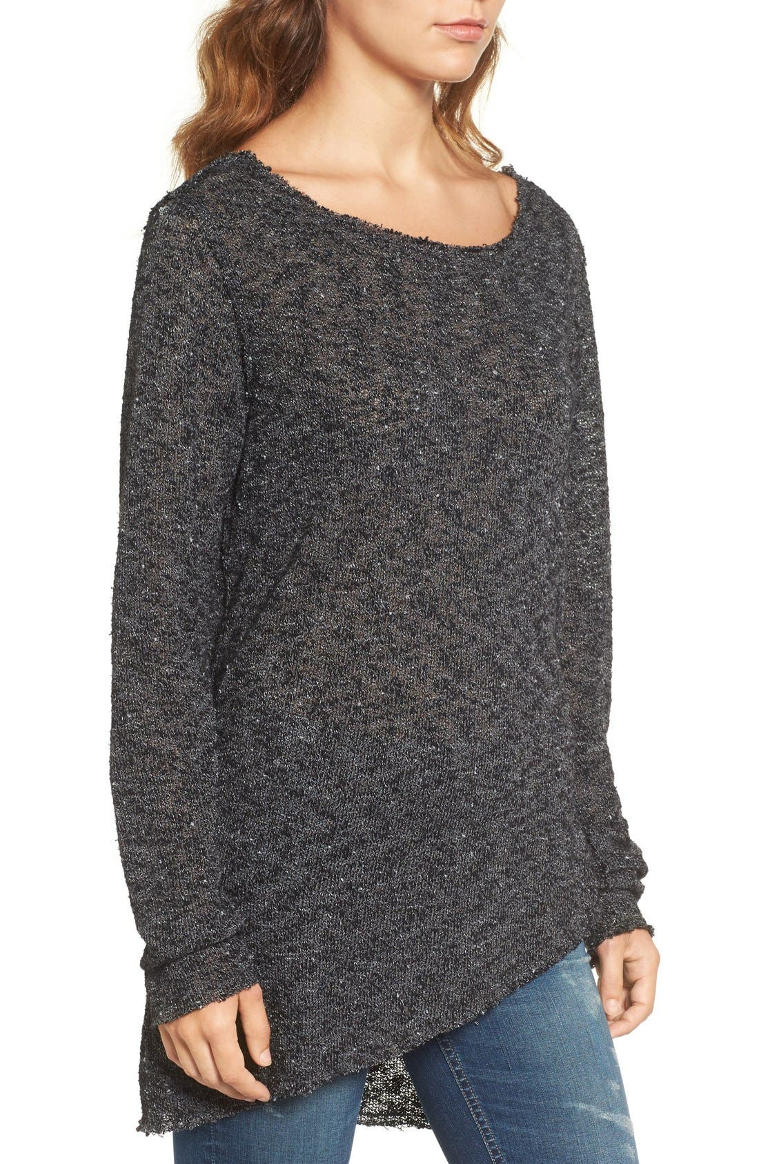 Alternate Image 3  - Strom Carr Asymmetrical Tunic Sweater