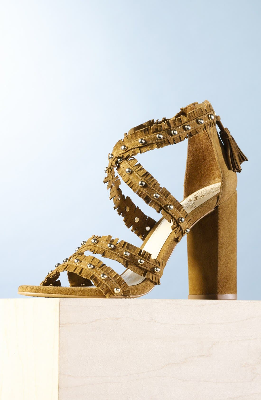 Alternate Image 5  - Vince Camuto Machila Block Heel Sandal (Women)