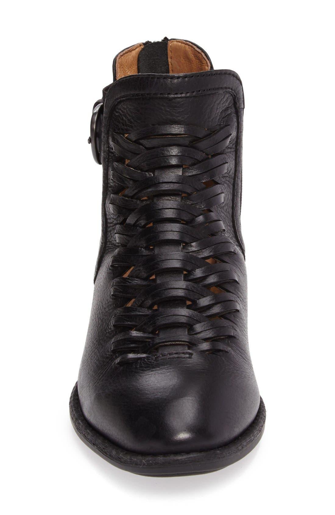 Alternate Image 3  - Söfft Verlo Woven Chelsea Boot (Women)