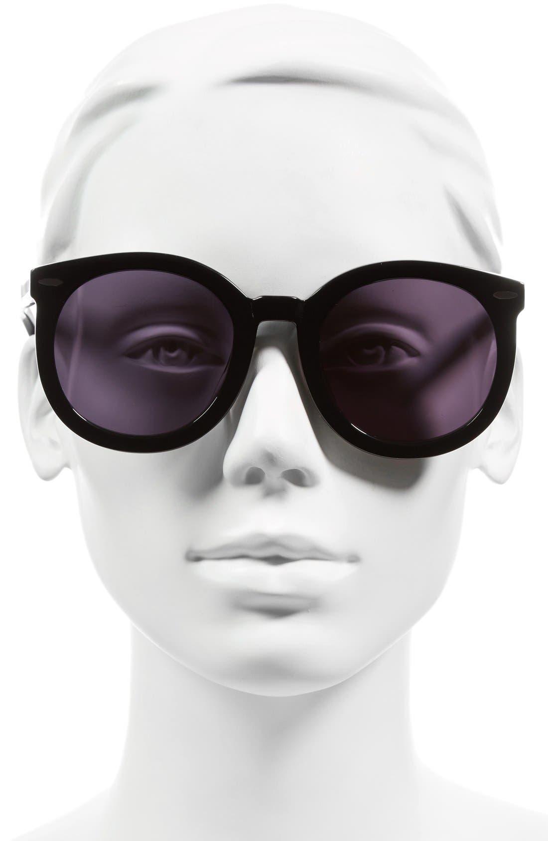 Alternate Image 2  - Karen Walker Alternative Fit Super Duper 59mm Sunglasses