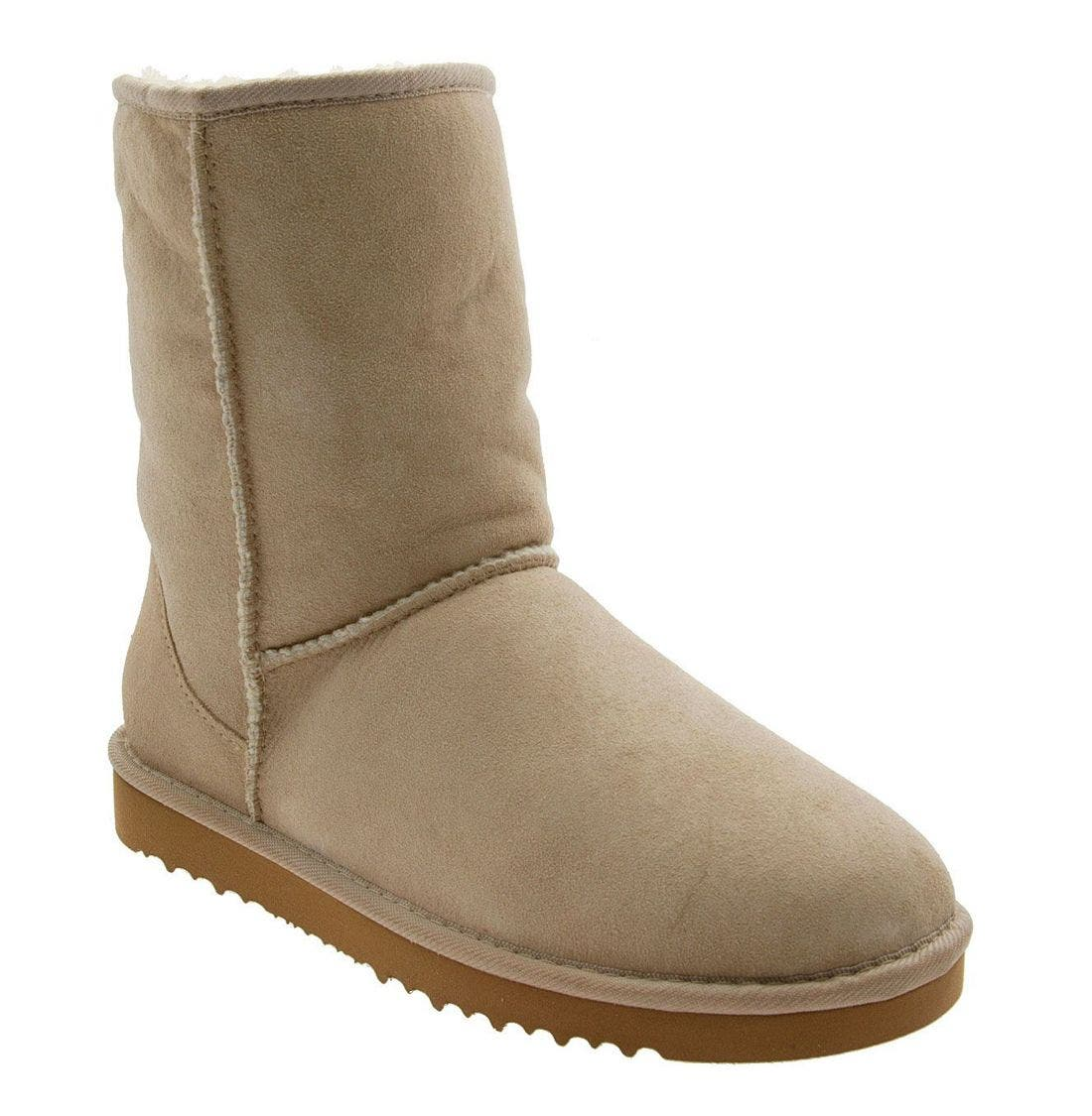 Alternate Image 1 Selected - UGG® Classic Short Boot (Men)