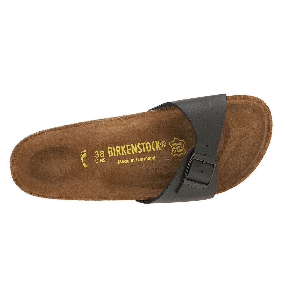 Alternate Image 3  - Birkenstock 'Madrid' Birko-Flor™ Sandal (Women)