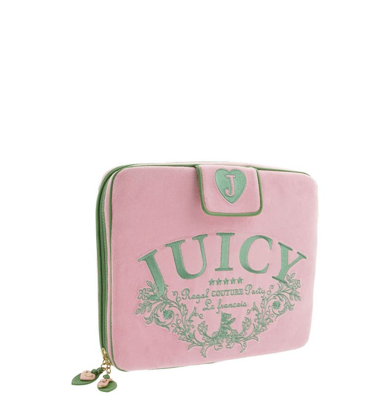 Juicy Couture Velour Laptop Sleeve Nordstrom