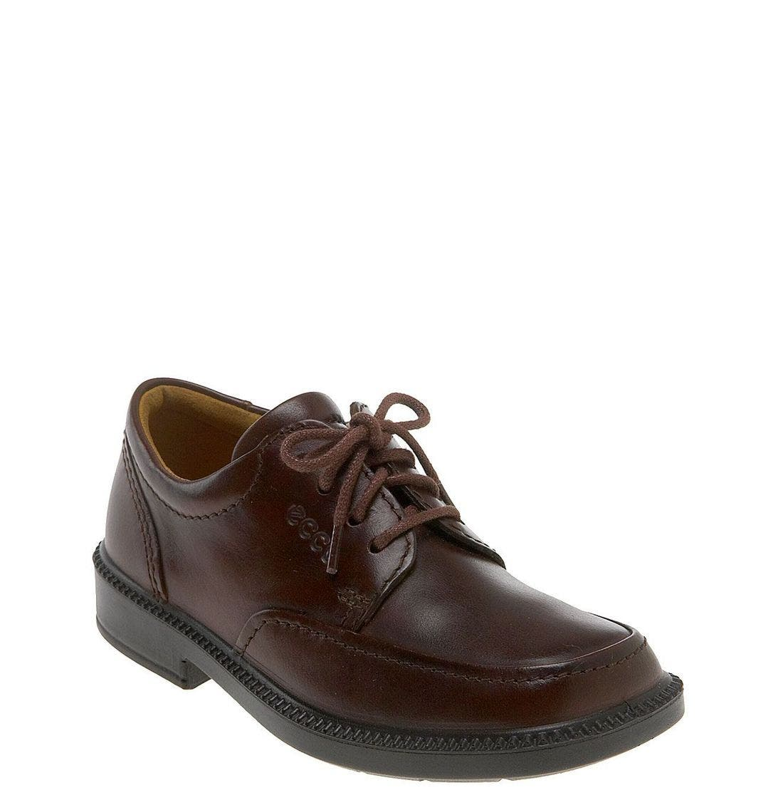 Alternate Image 1 Selected - ECCO 'Junior Arlanda' Oxford (Toddler, Little Kid & Big Kid)
