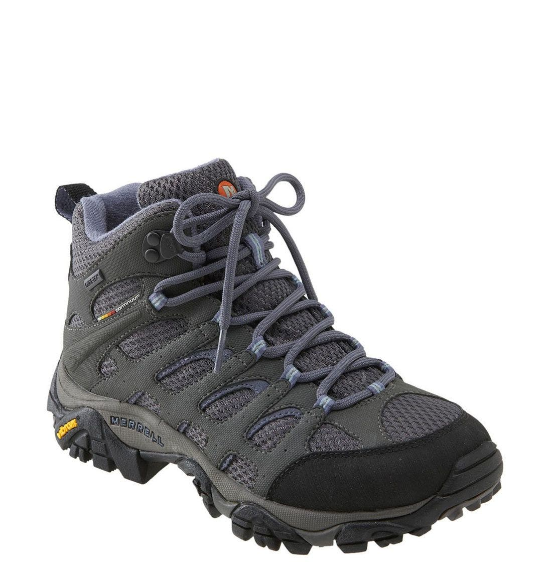 Alternate Image 1 Selected - Merrell 'Moab Mid GTX XCR' Hiking Boot (Women)