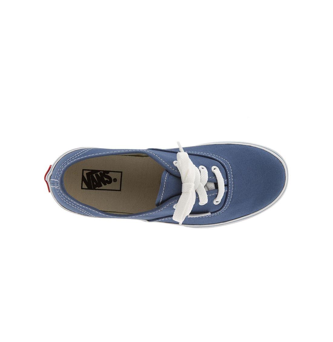 Alternate Image 3  - Vans 'Authentic' Sneaker (Little Kid & Big Kid)