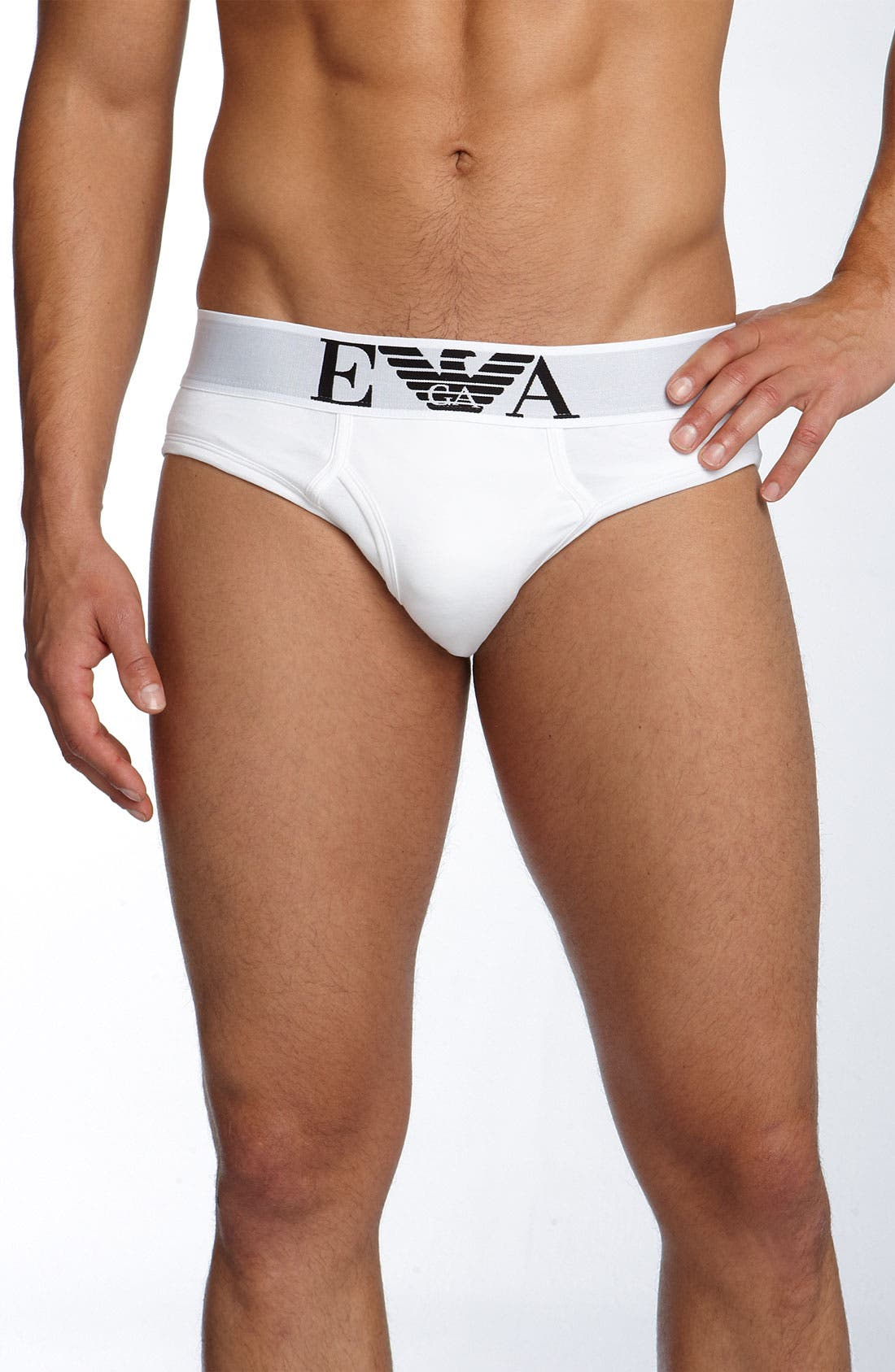 Alternate Image 1 Selected - Emporio Armani Briefs