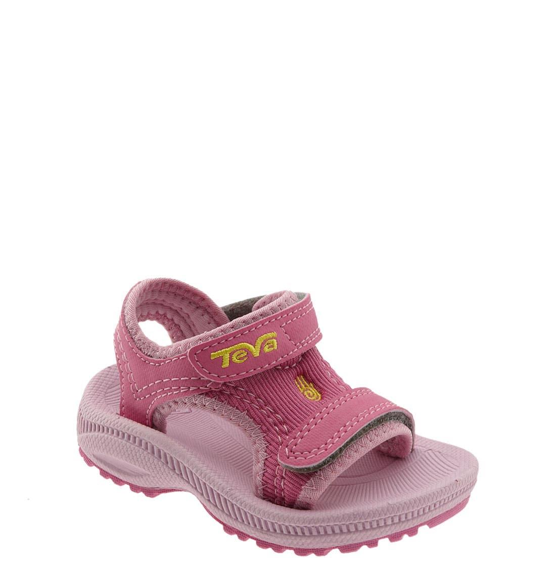 Alternate Image 1 Selected - Teva 'I Psyclone' Athletic Sandal (Baby, Walker & Toddler)