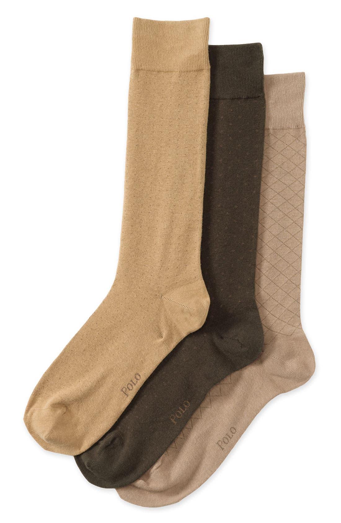 POLO RALPH LAUREN Dress Socks
