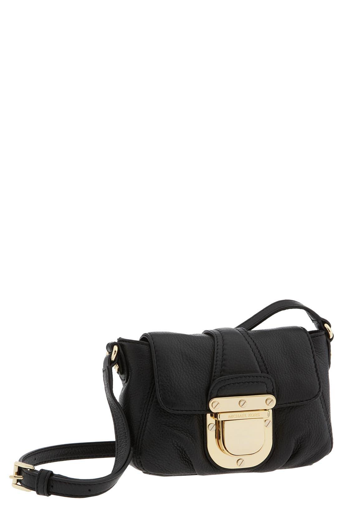 Alternate Image 1 Selected - MICHAEL Michael Kors 'Charlton' Crossbody Bag, Small