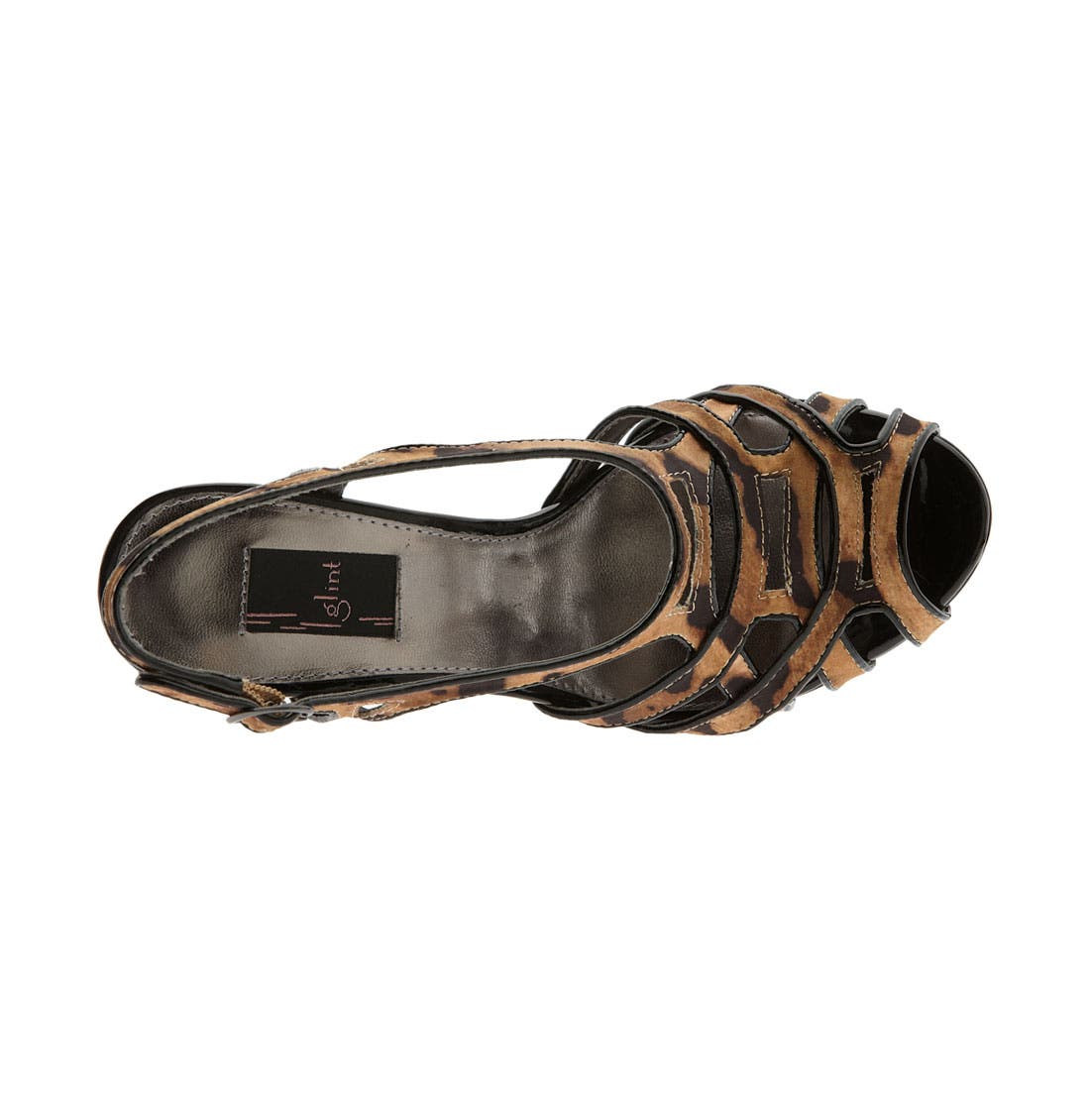 Alternate Image 3  - Glint 'Falcon' Sandal