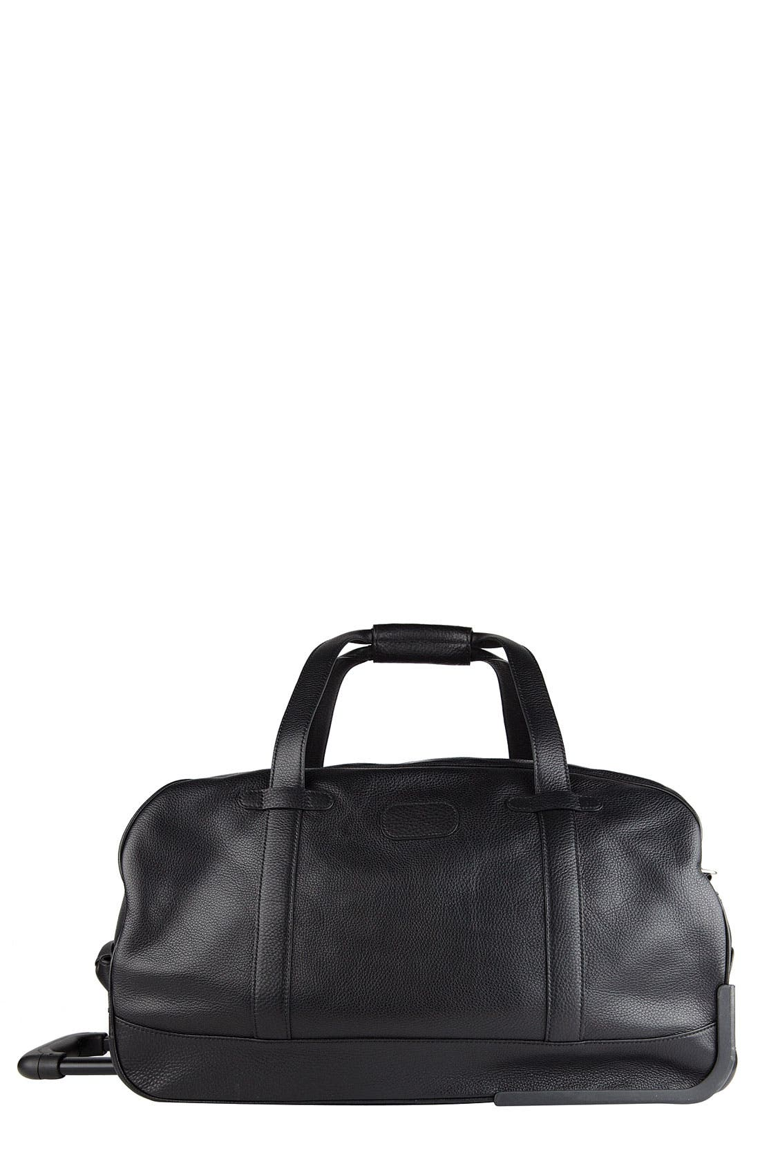 Main Image - Bosca 'Tribeca Collection' Wheeled Duffel Bag