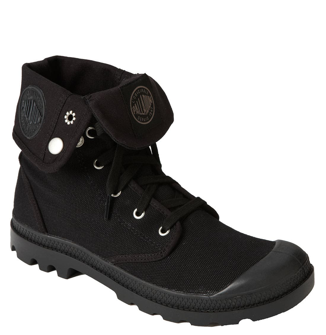 Alternate Image 1 Selected - Palladium 'Baggy' Canvas Boot