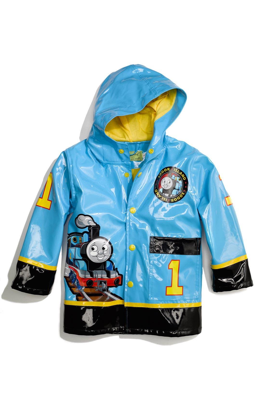 Alternate Image 1 Selected - Western Chief 'Thomas the Tank Engine®' Raincoat (Toddler Boys & Little Boys)