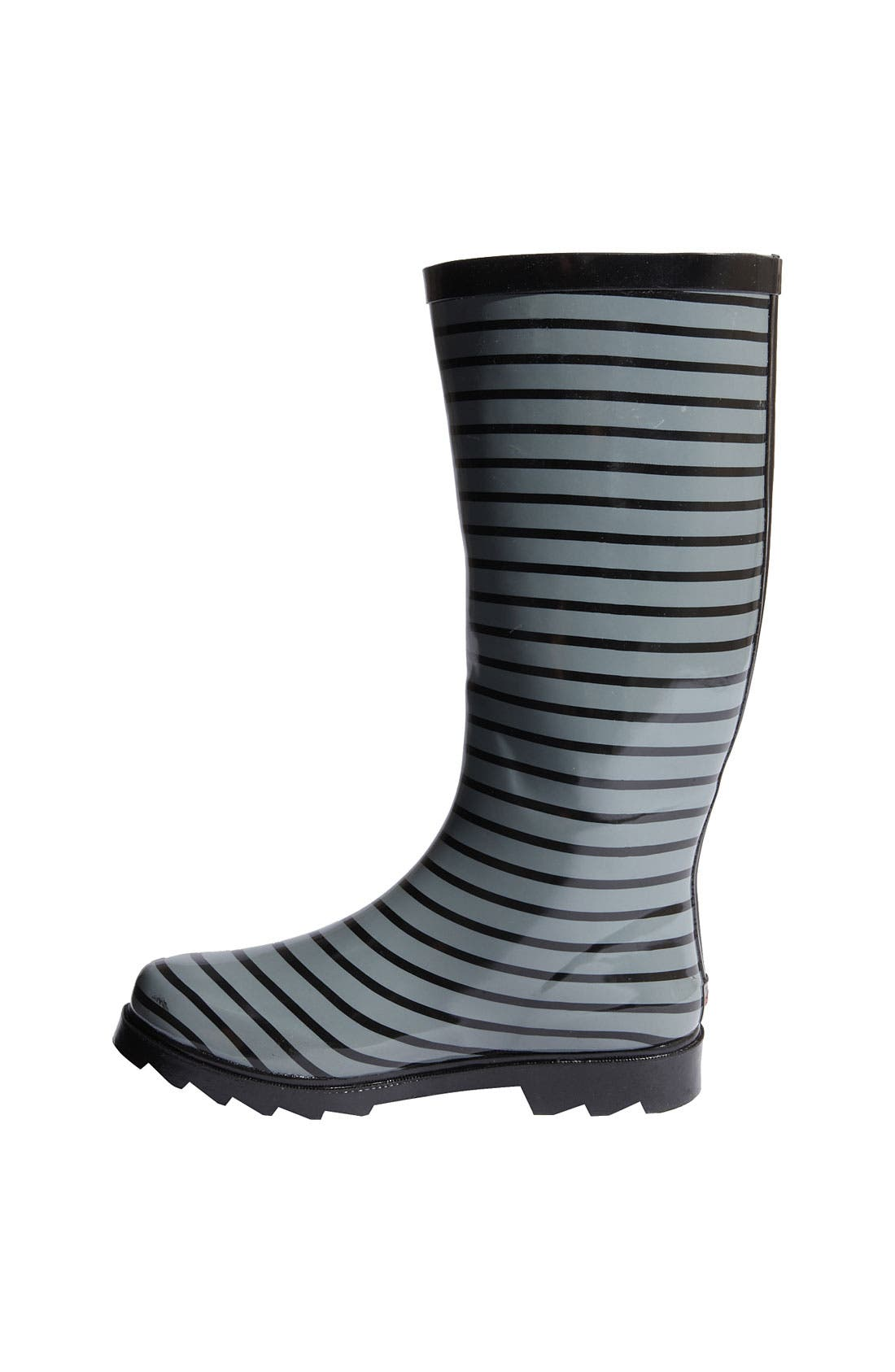 Alternate Image 2  - Chooka Signature Stripe Rain Boot