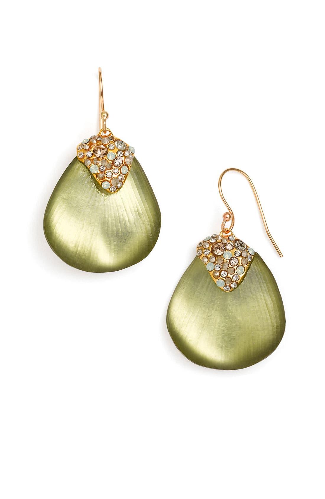 Alternate Image 1 Selected - Alexis Bittar 'Zanzibar' Small Rose Petal Earrings