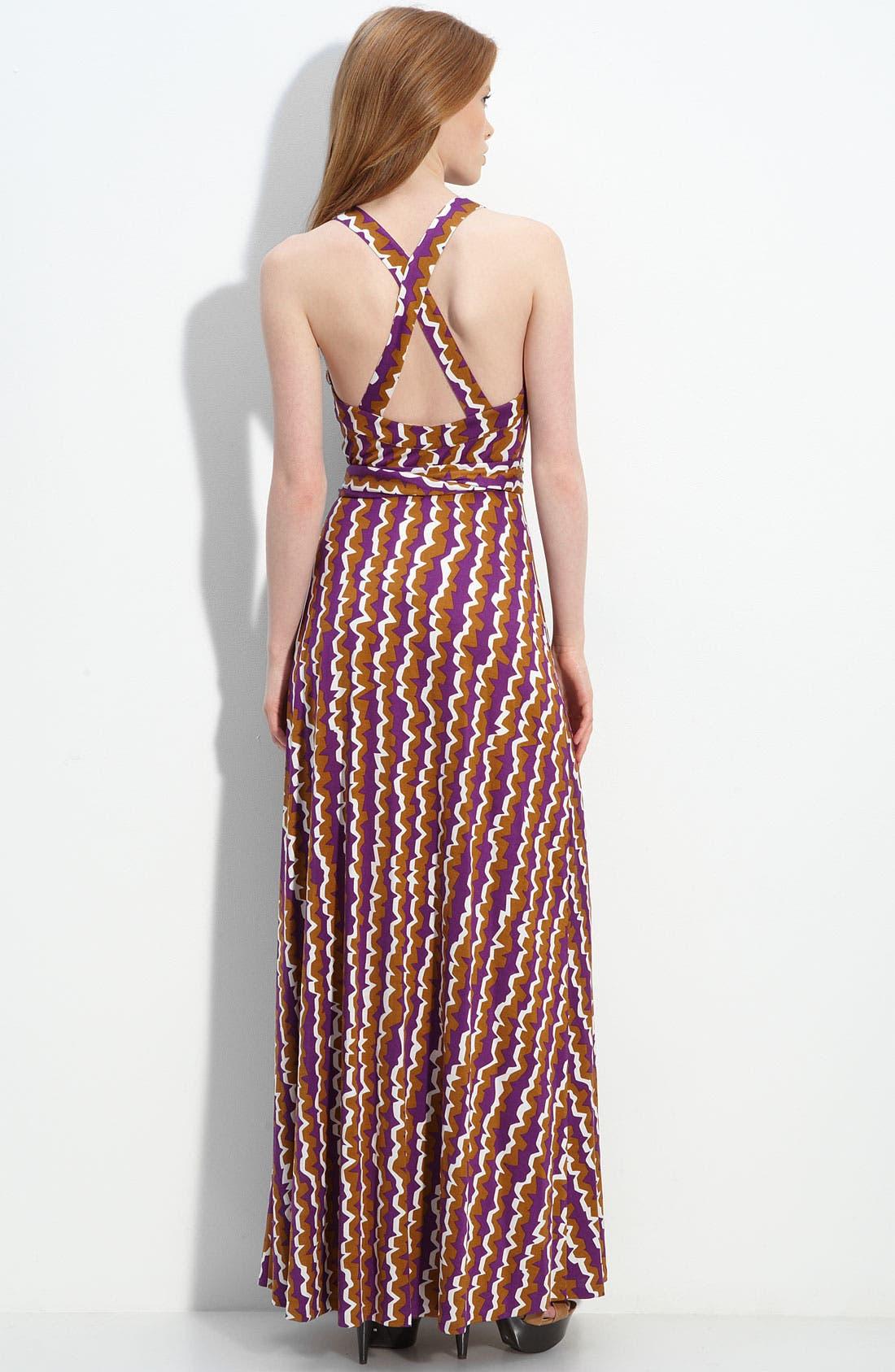 Alternate Image 2  - Diane von Furstenberg 'Samson' Silk Jersey Wrap Dress