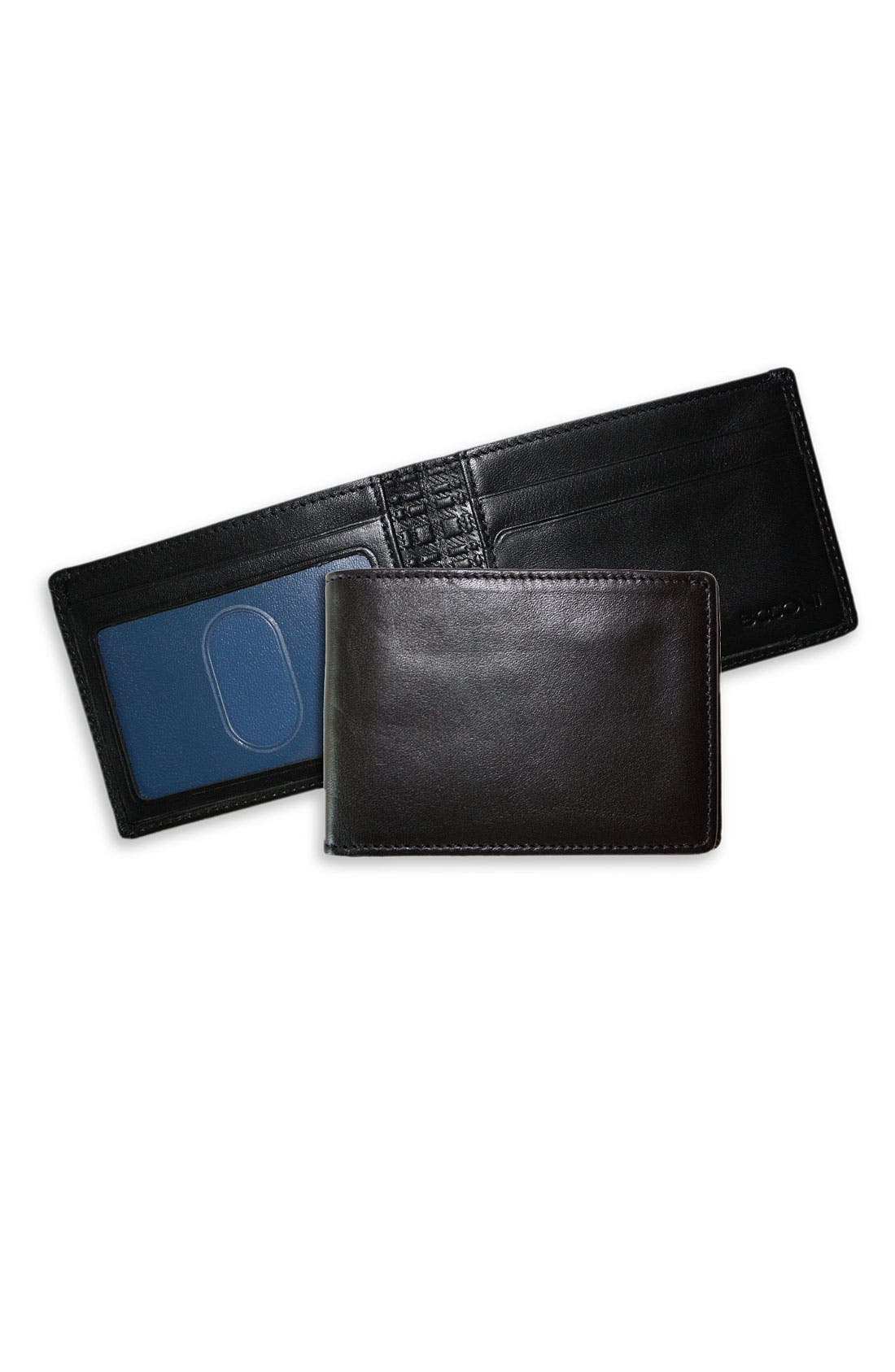 Alternate Image 1 Selected - Boconi 'Slimster' Wallet