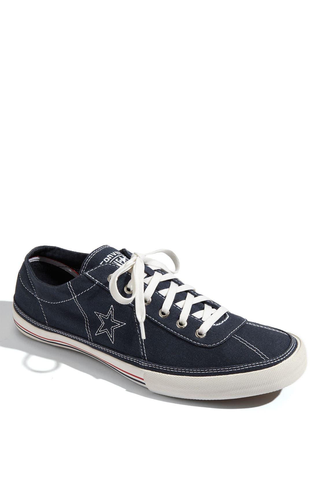 Alternate Image 1 Selected - Converse 'One Star Baseline' Sneaker