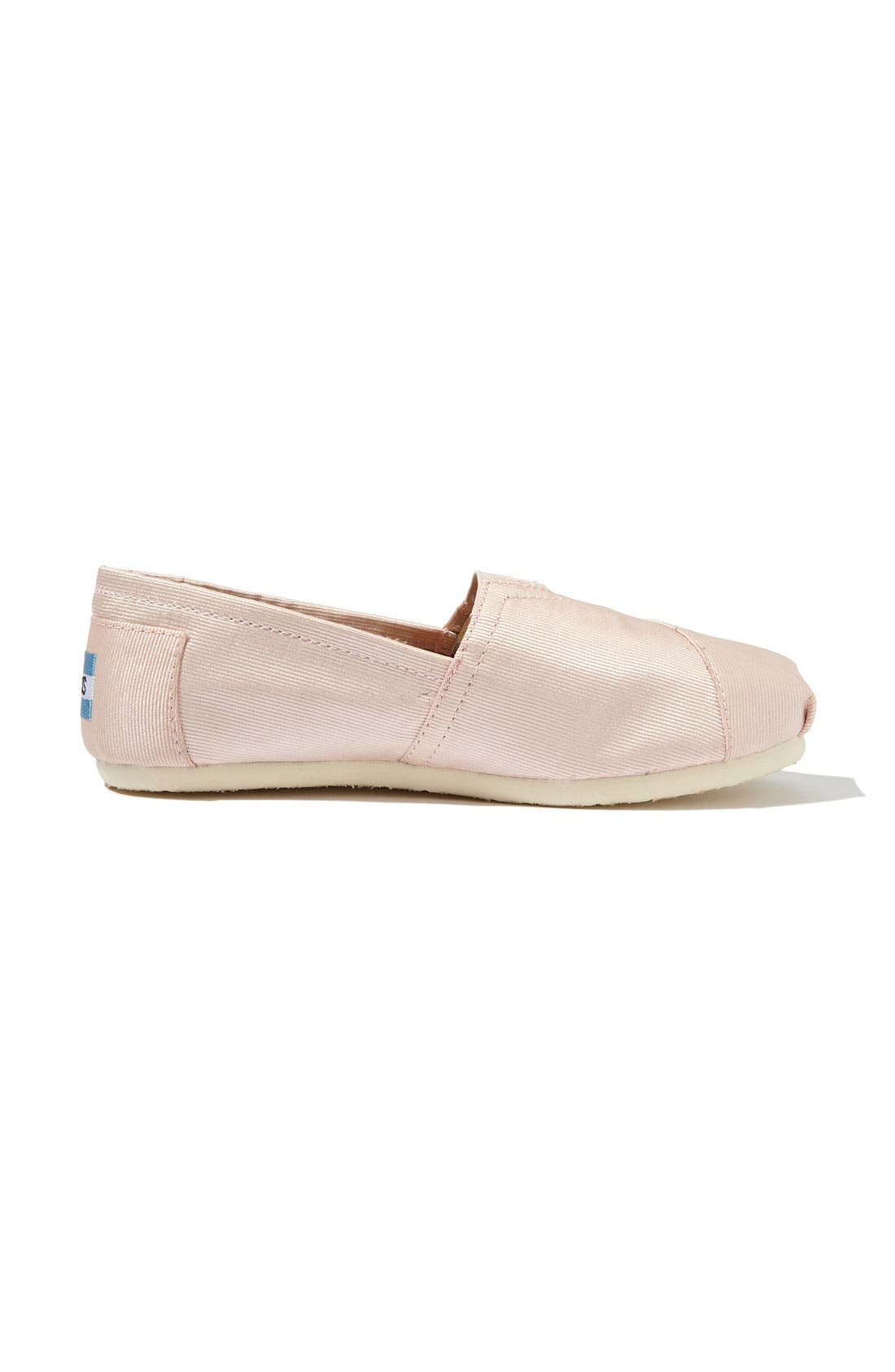 Alternate Image 2  - TOMS Grosgrain Ribbon Slip-On (Women)