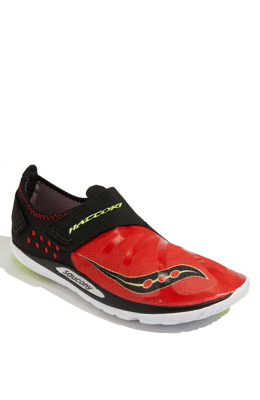 Alternate Image 1 Selected - Saucony 'Hattori' Running Shoe (Men)