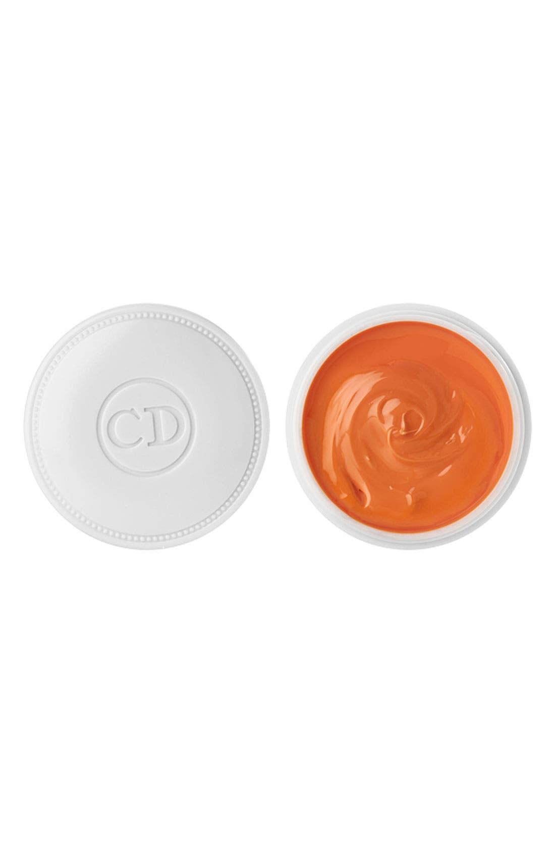 Dior 'Crème Abricot' Nail Cream