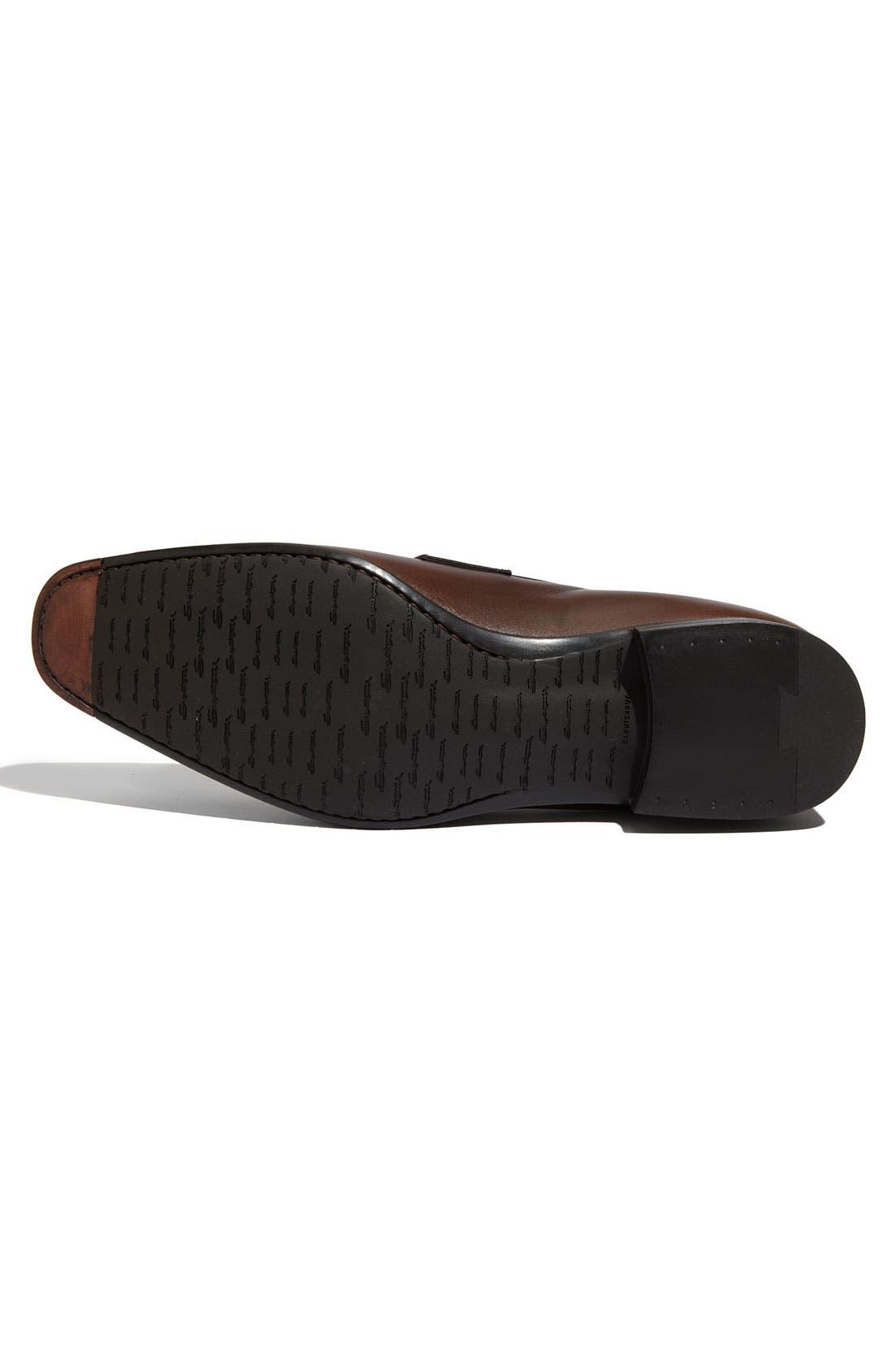 Alternate Image 4  - Santoni 'Quinlan' Loafer