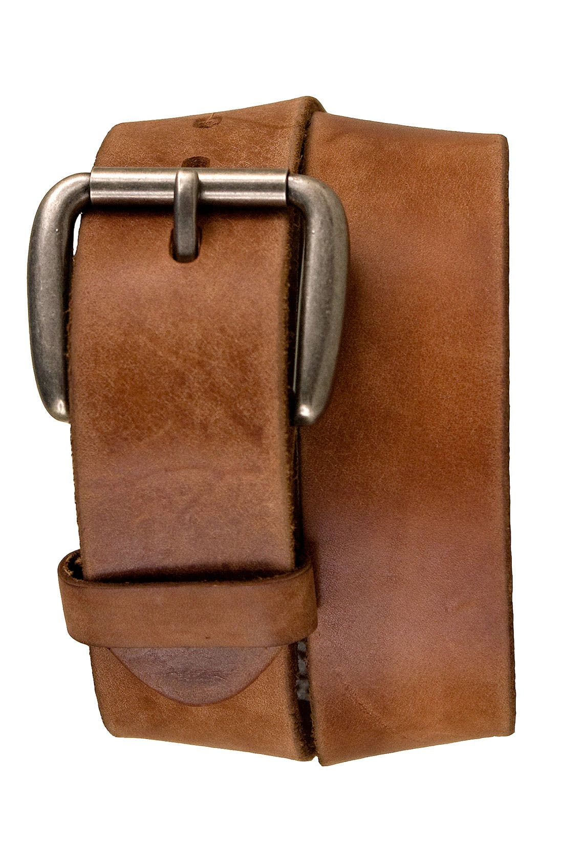 Alternate Image 1 Selected - Bed Stu 'Hobo' Leather Belt