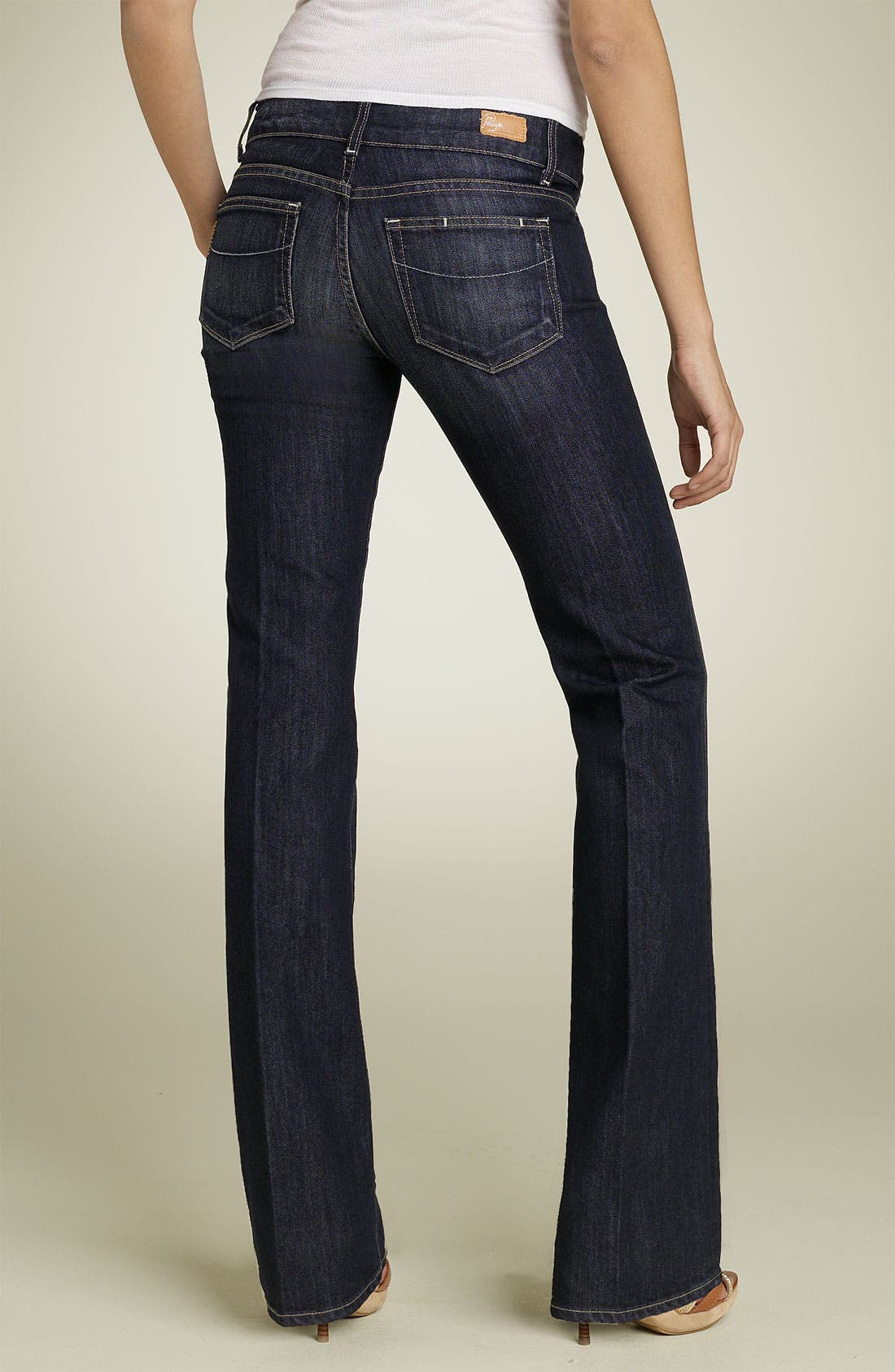 Alternate Image 2  - Paige Denim 'Hidden Hills' Bootcut Stretch Jeans (McKinley)