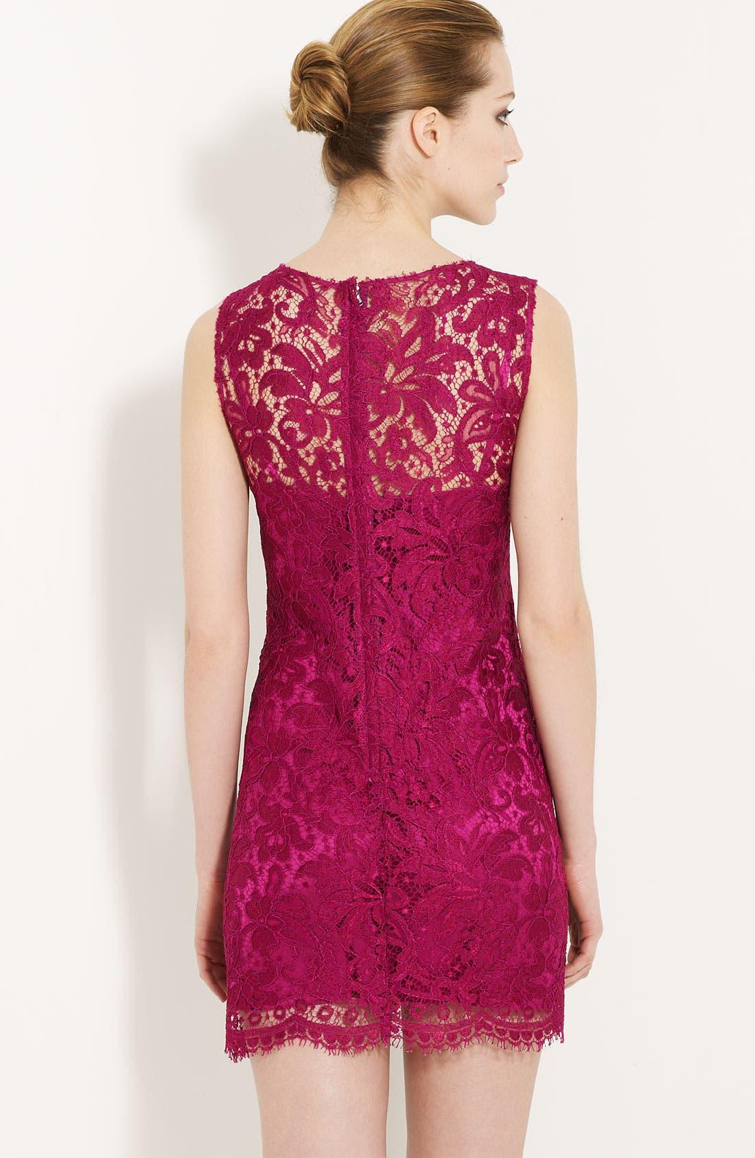Alternate Image 2  - Dolce&Gabbana Lace Shift Dress