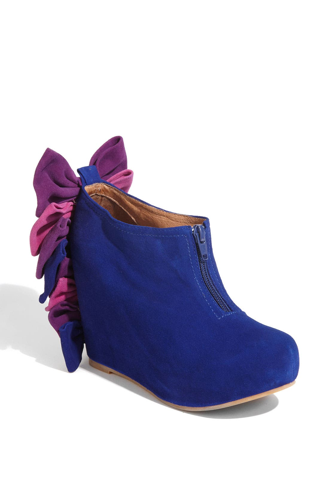 Alternate Image 1 Selected - Jeffrey Campbell 'Backbow' Bootie