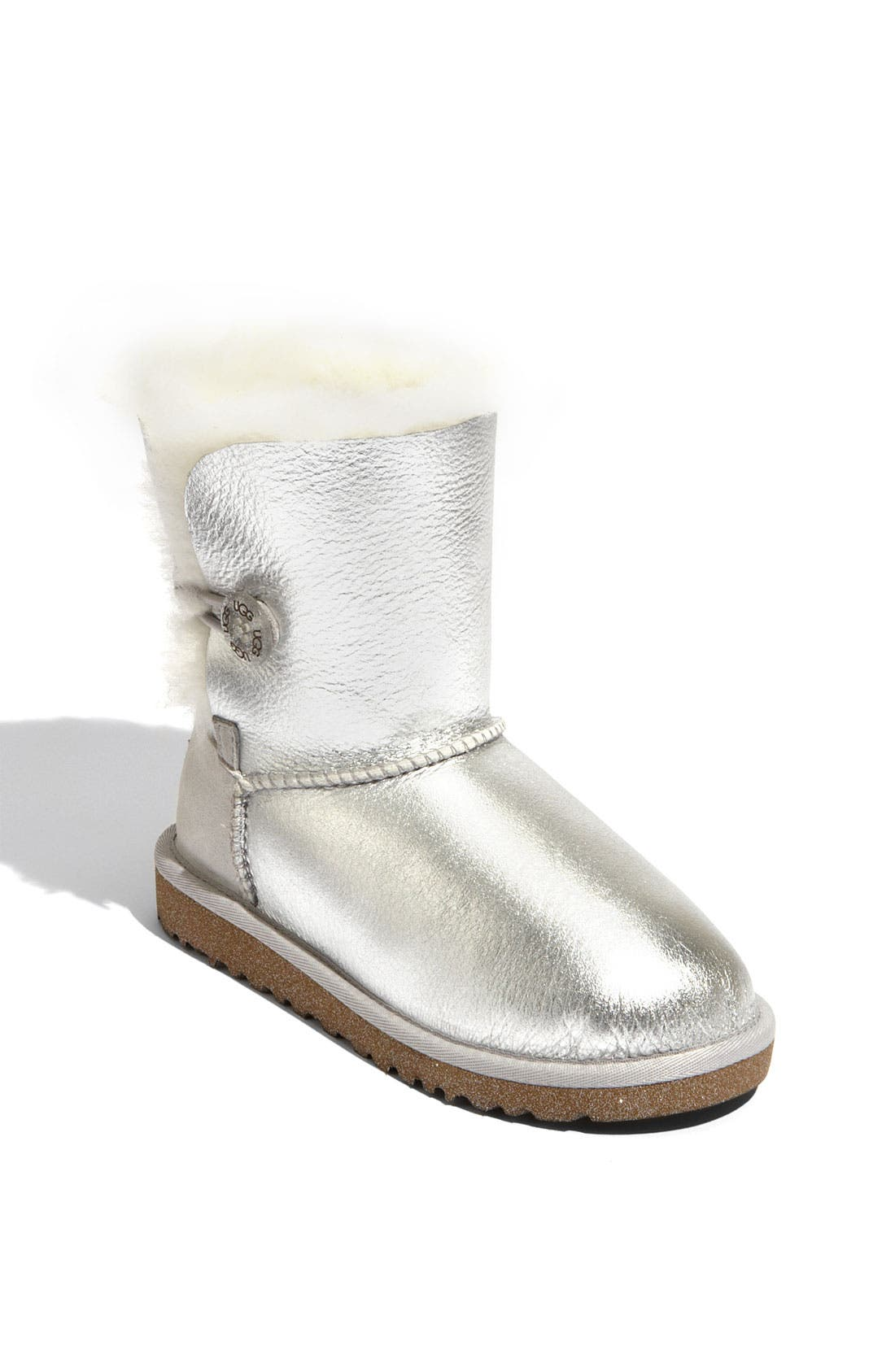 Alternate Image 1 Selected - UGG® Australia 'Bailey' Button Boot (Walker, Toddler, Little Kid & Big Kid)