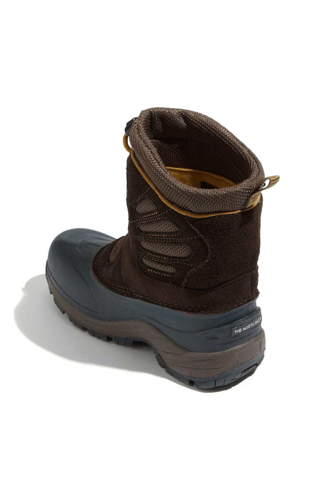 Alternate Image 2  - The North Face 'Snow Plough' Boot (Little Kids & Big Kids)