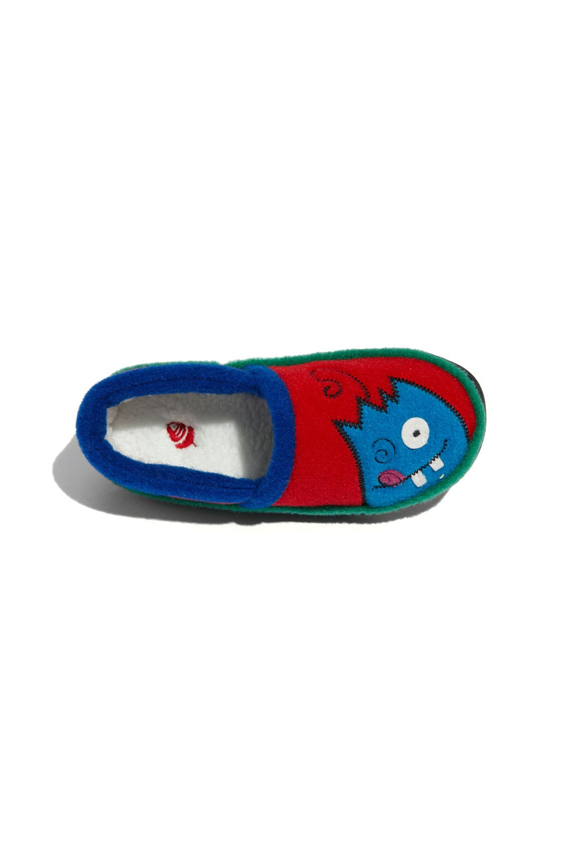 Alternate Image 3  - Acorn 'Monster Moc' Slipper (Toddler, Little Kid & Big Kid)