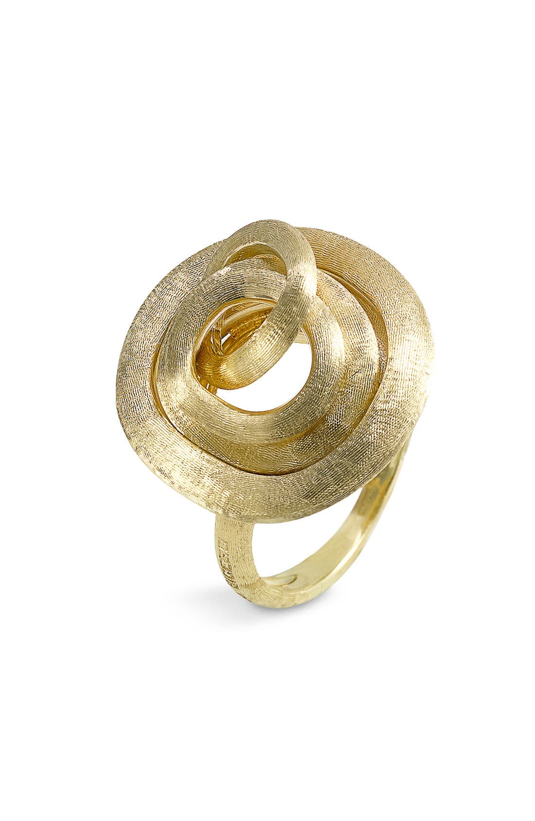 Alternate Image 1 Selected - Marco Bicego 'Jaipur Link' Large Cluster Ring