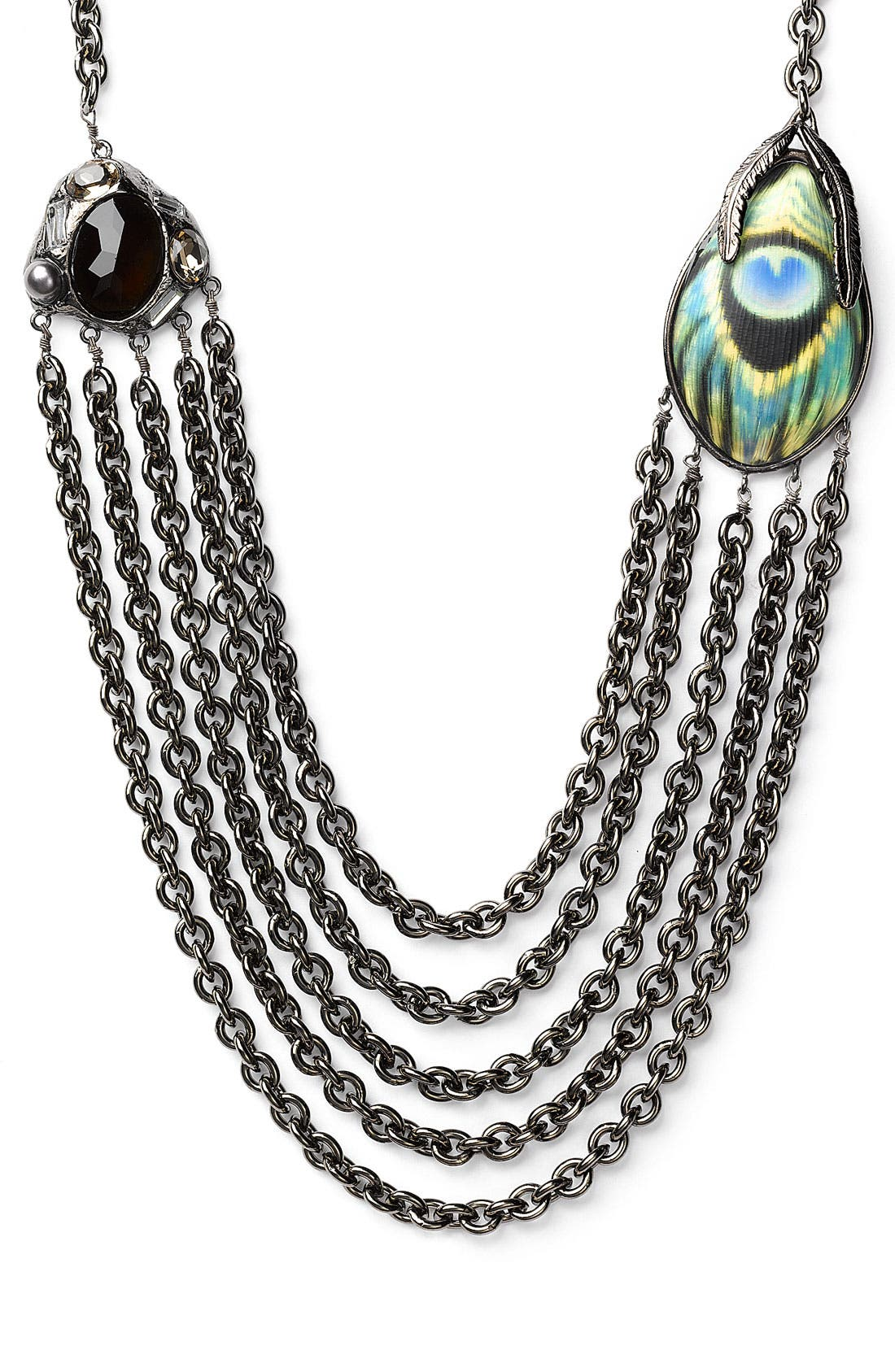 Alternate Image 1 Selected - Alexis Bittar 'Alexandria' Multistrand Necklace (Nordstrom Exclusive)