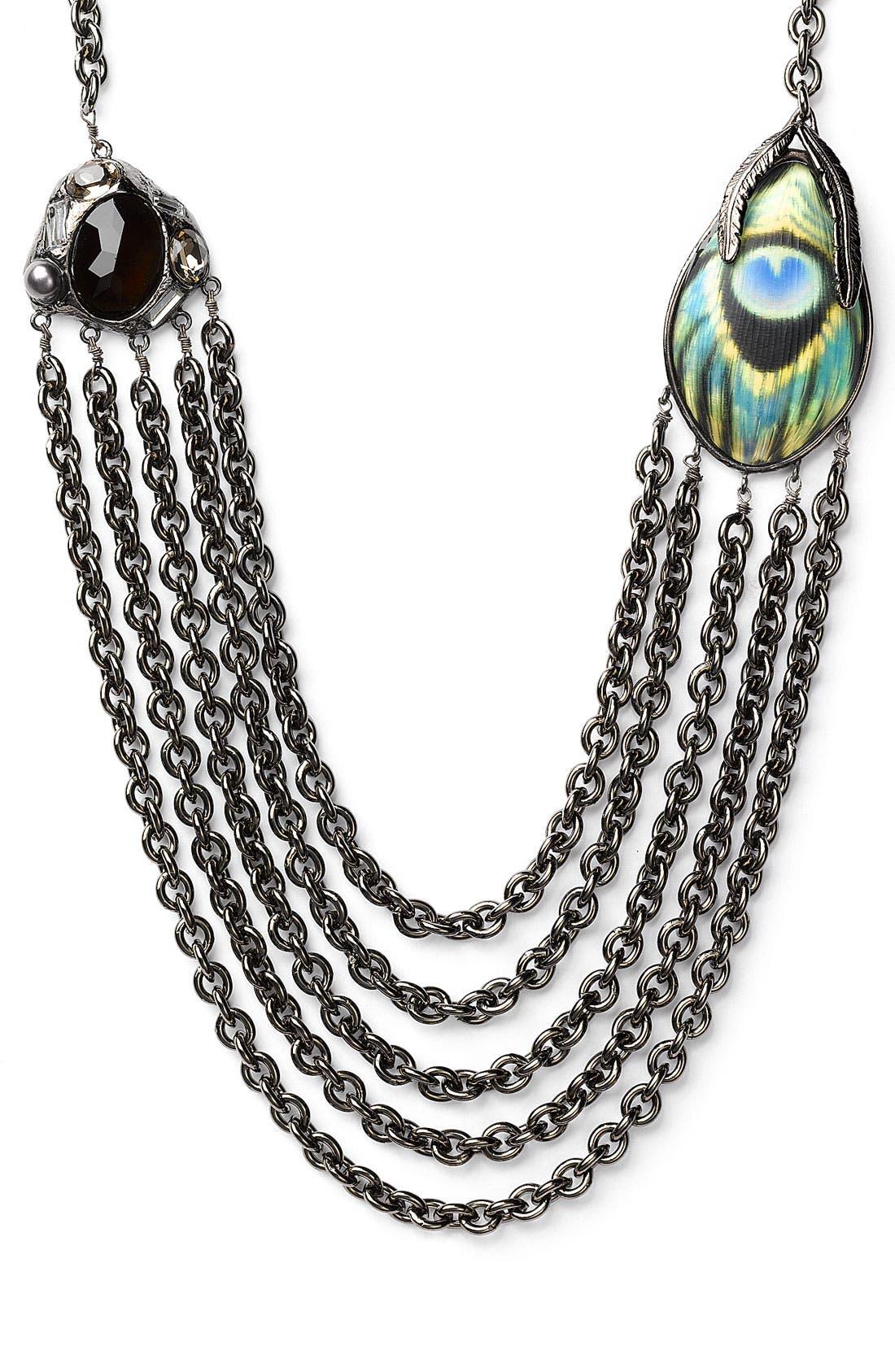 Main Image - Alexis Bittar 'Alexandria' Multistrand Necklace (Nordstrom Exclusive)