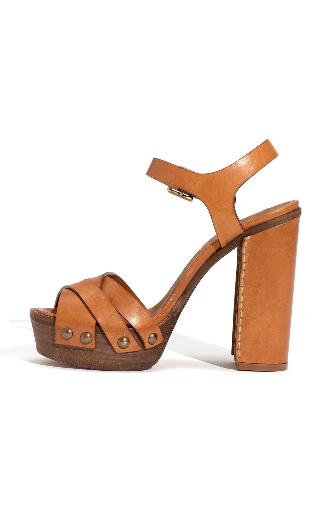 Alternate Image 2  - Chloé Platform Sandal
