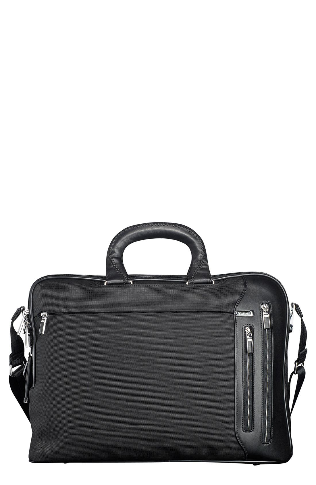 Alternate Image 1 Selected - Tumi 'Arrive - Narita' Slim Briefcase