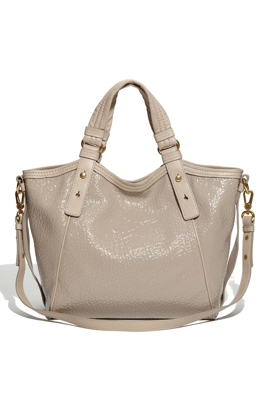 Alternate Image 2  - MARC BY MARC JACOBS 'Turnlock Shine Fran - Small' Patent Tote