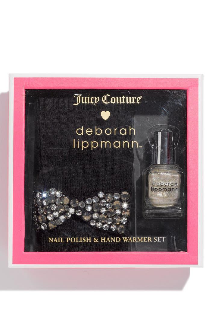 Juicy Couture Nail Polish Hand Warmer Set Nordstrom
