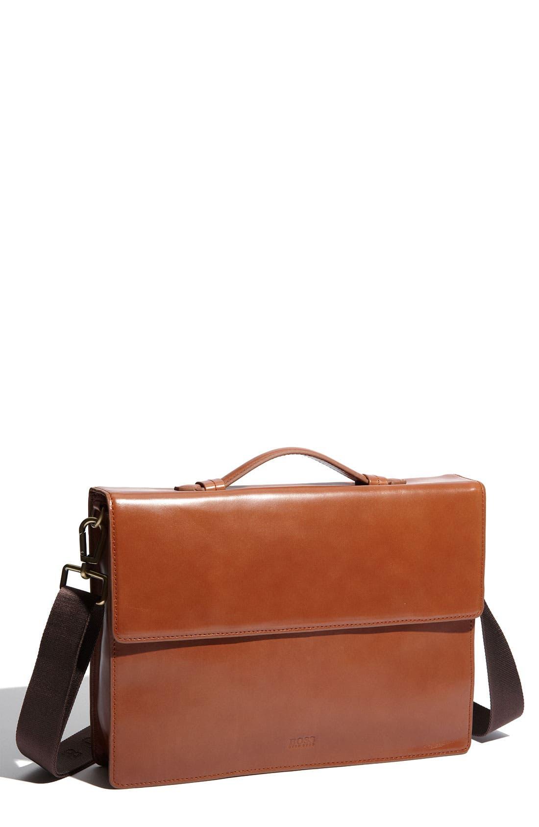 Alternate Image 1 Selected - BOSS Black Slim Briefcase